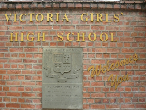 Welcome to Victoria Girls' High School