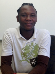 Second year BSC student, Kamogelo Mafokwana benefitted greatly from the Ncedana Mentorship Programme offered to first years for the first time last year.